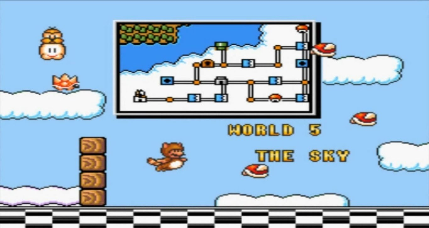 Super Mario Bros 3 Pic 4