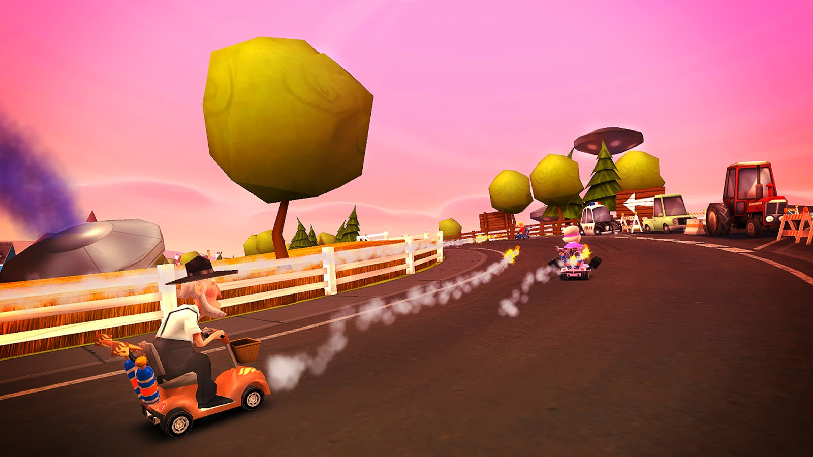 Coffin Dodgers Pic 1