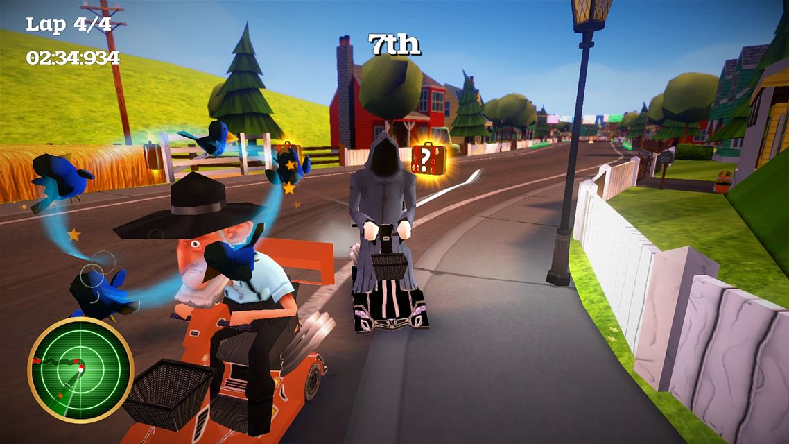 Coffin Dodgers Pic 4