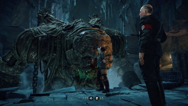 Wolfenstein-The-Old-Blood-Review-Screenshot-Wallpaper-Helga-and-The-Monster