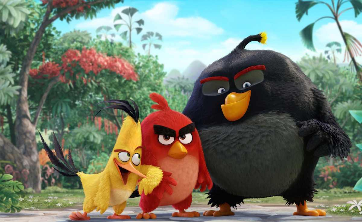 Angry Birds Pic 1