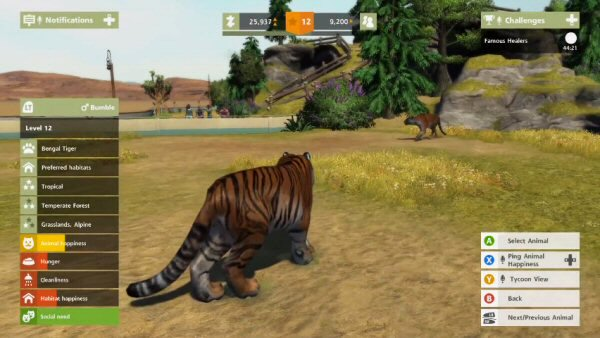 Zoo Tycoon Pic 3