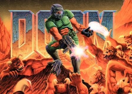 Doom Game Cover